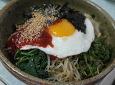 입안 가득 봄을 먹어보자, 봄나물 비빔밥