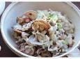 바지락 리조또 만드는법~ 렌틸콩요리, 바지락손질법, 바지락효능