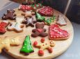 기쁨의 성탄절, 크리스마스 아이싱 쿠키 만들어요 :)