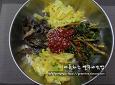 간단하고 소박해도 끝내주는 여름별미, 여름채소 열무비빔밥~