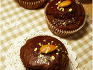 초콜릿머핀#스트레스 받을 때엔 역시 달달한 초콜릿!