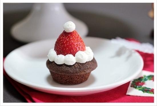 미니 산타케이크 만드는법