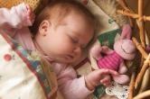 낮잠, 생후 3개월 어린 아기의 기억력 높인다!